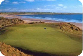Cashen Course at Ballybunion
