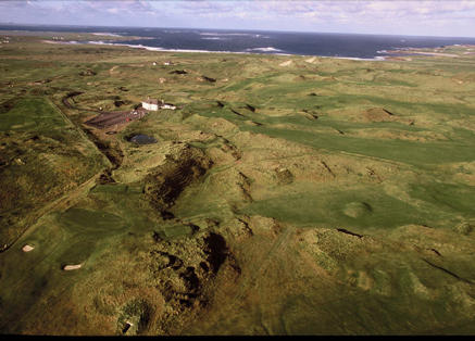 Ireland Golf Holidays - Belmullet Golf Links - Unmissable