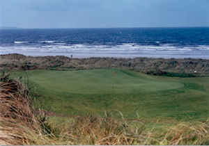 Holiday Golf - Enniscrone Golf Club, Ireland