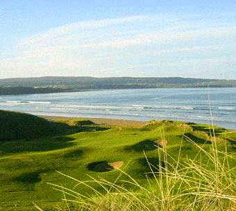 Lahinch Golf Club - Mackenzie masterpiece