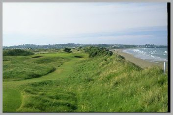 Dublin Golf Course - Portmarnock Golf Links