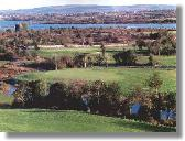 Gort Golf Club - View from the clubhouse