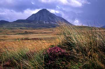 Mount Errigal, Donegals most famous landmark