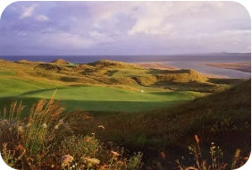 Tralee Golf Links at Barrow